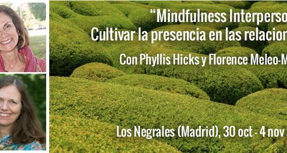 Retiro de mindfulness interpersonal – Madrid